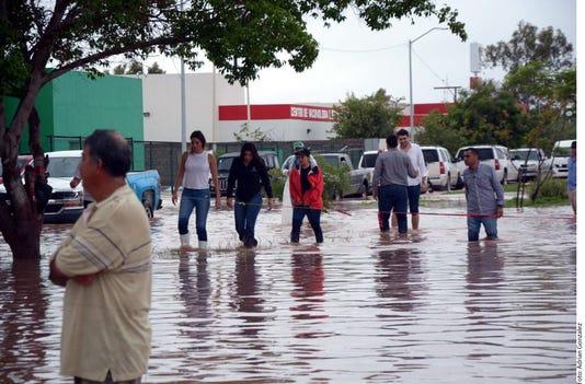 Ven Inundaciones Por Mal De Dr 454848