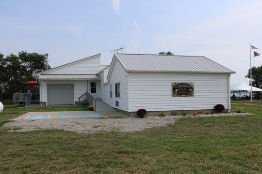 The Ohio Department of Natural Resources opened its newly renovated North Bass Island State Park Lake House on Thursday, which is now available for rent.