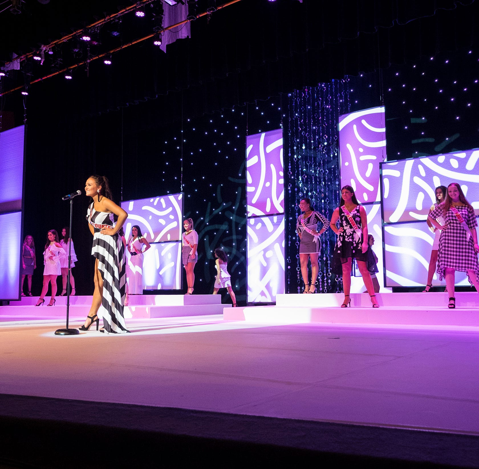 Miss Michigan USA contestants find purpose in pageantry