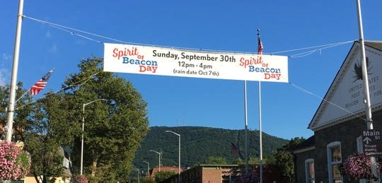 The Spirit of Beacon Day will kick off its celebration at noon on Sept. 30.