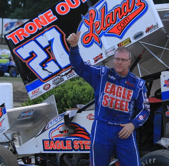 Greg Hodnett: Sprint car racer killed on Newberry Twp. track a 'true professional'