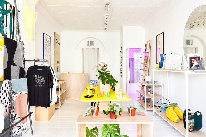 "YOWIE, a lifestyle boutique in Philadelphia, is not just a store but ""an intersection of design and community,"" said owner Shannon Maldonado."