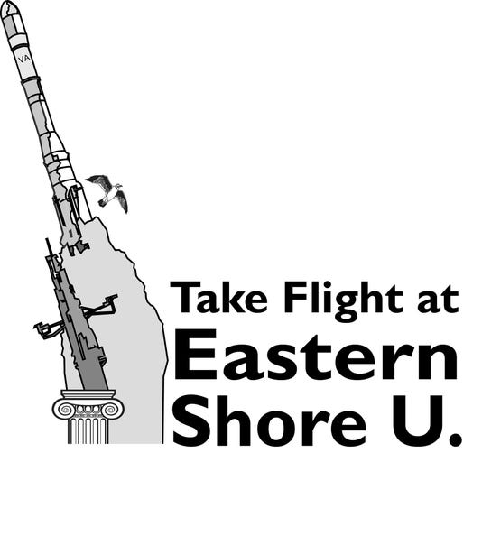 Eastern Shore University logo