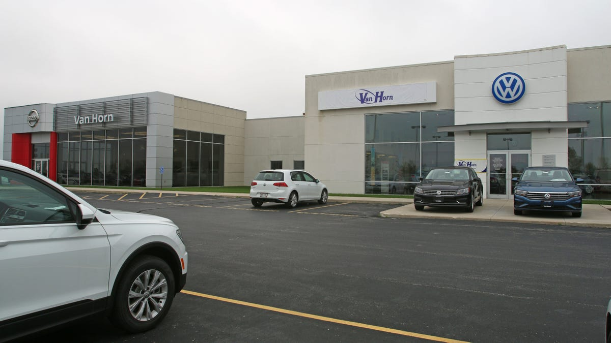 Van Horn Auto >> Van Horn Named Company Of The Year By Esop Association
