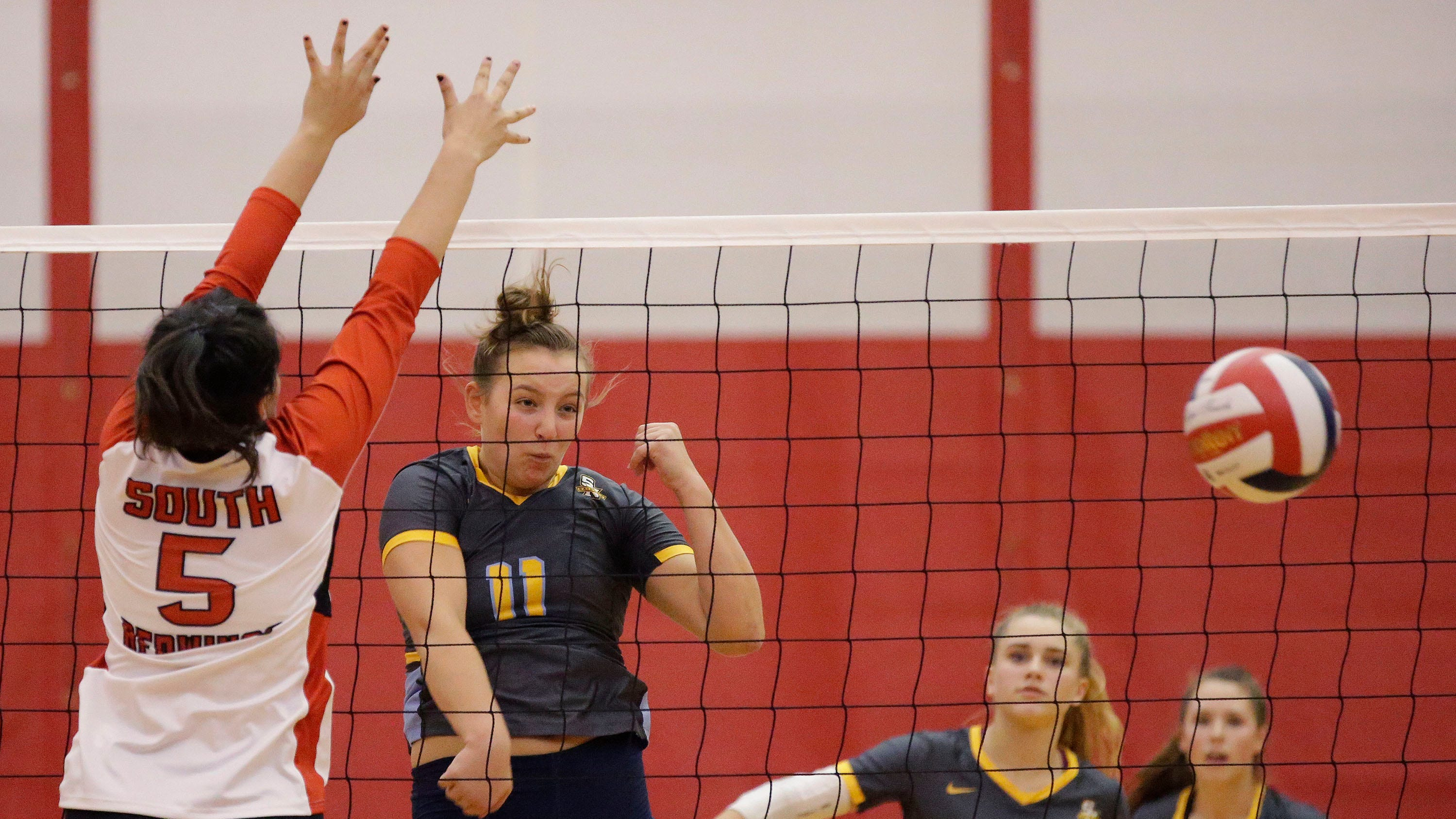 Volleyball: Sheboygan North at Sheboygan South