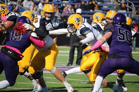 USF has won five of six meetings with Augustana since the rivalry resumed in 2012