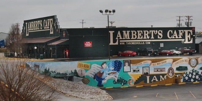 Lambert's Cafe in Ozark.