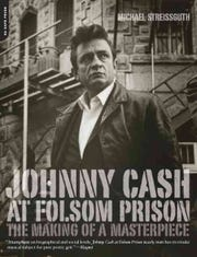 Writer Michael Streissguth will be one of the speakers this week at the Missouri State University Public Affairs Conference. He will talk about Johnny Cash and his historic 1968 concert at Folsom Prison.