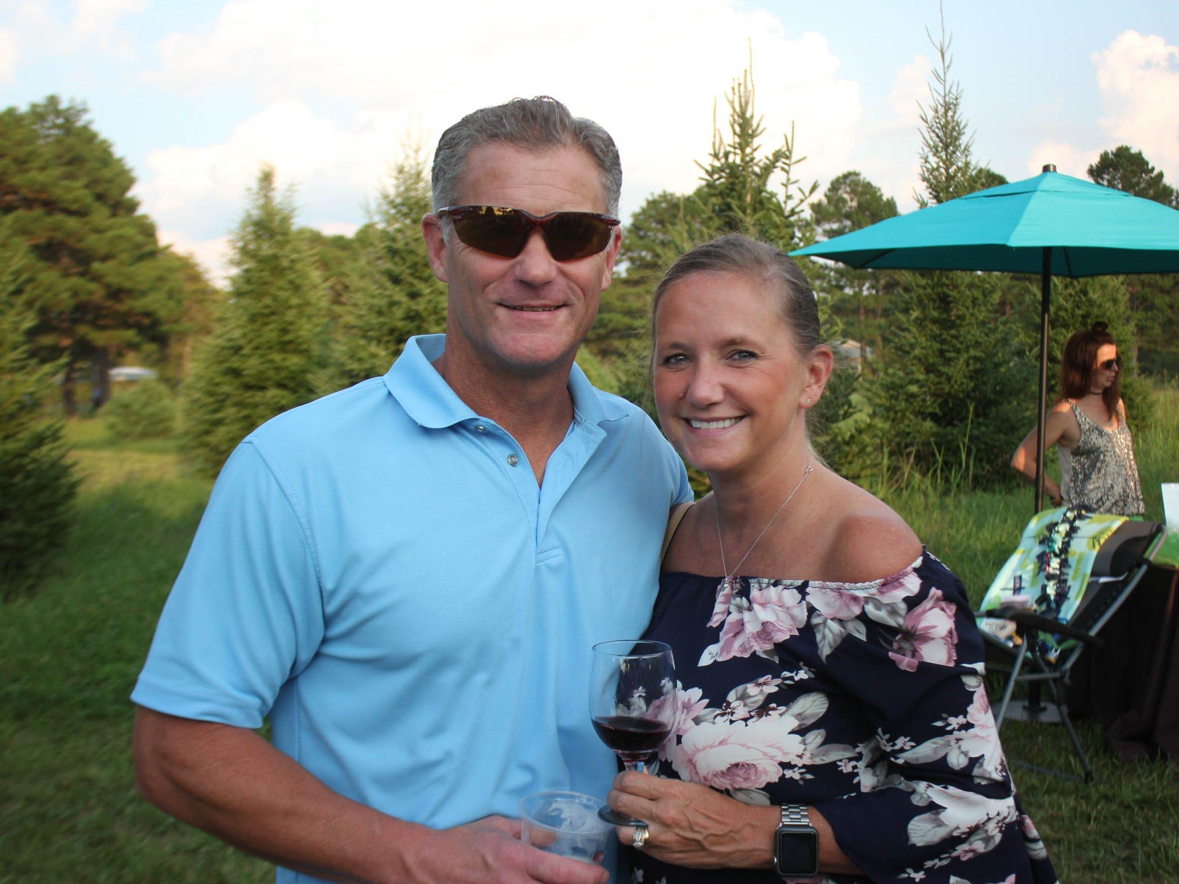 Chad Lakin and Jessica Lakin