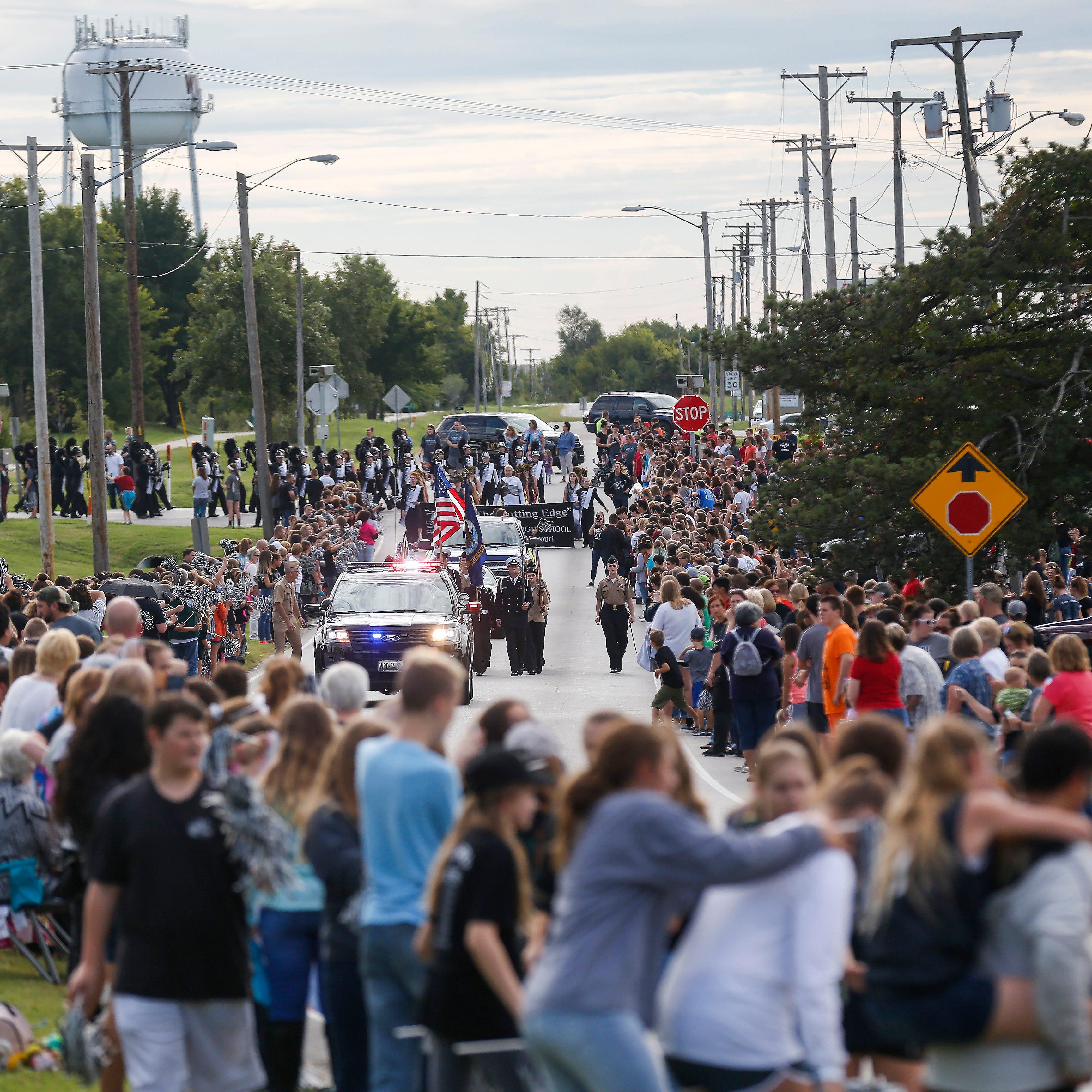 Willard Homecoming Parade 2018