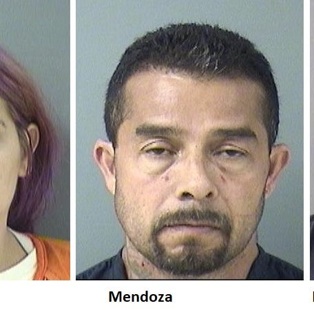 Three arrested after gunman reported at the door of a St. Cloud home