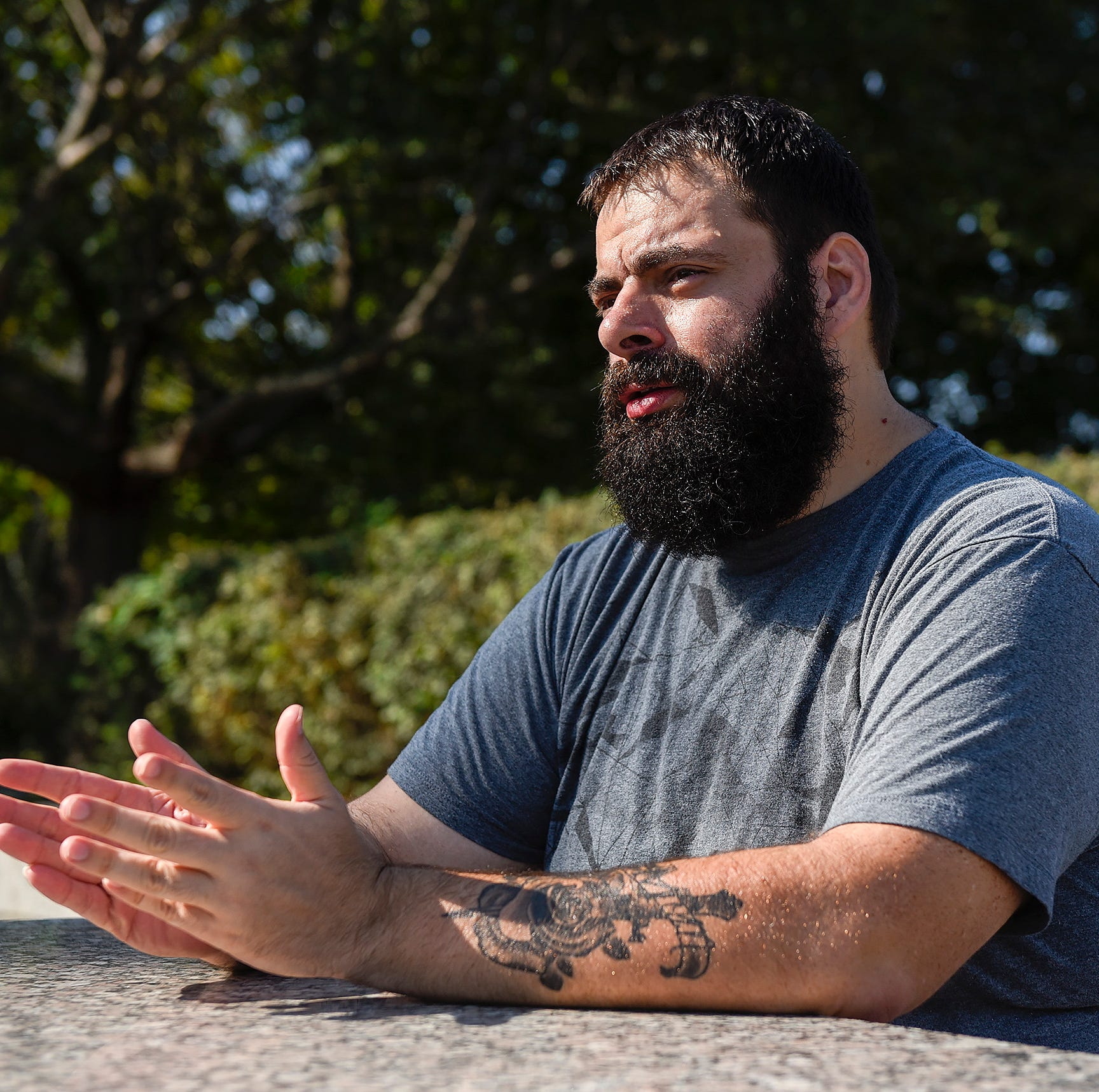 Not your typical personal trainer: 200 pounds lighter, man's story is inspiring others