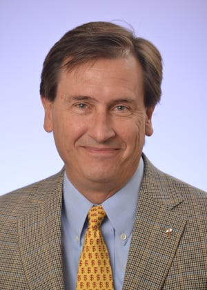 Tom Jennings, vice president for university advancement at Florida State University and president of the FSU Foundation.