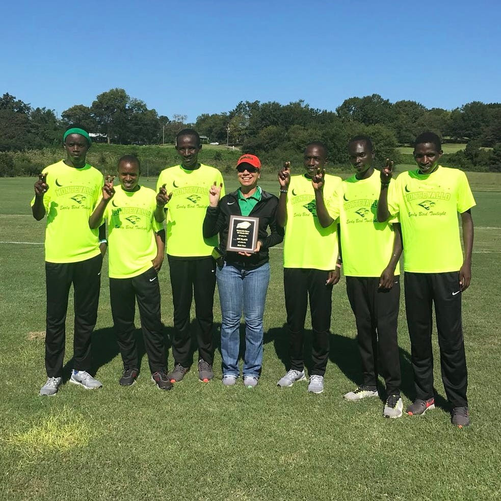 FAMU cross country team sprints out to early success