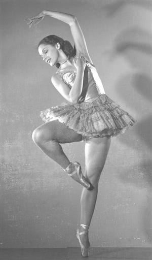 Chela Jacobo, noted dancer and instructor.