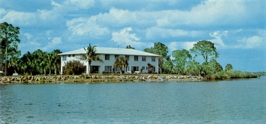 Miss Harris School in Palm City in 1959.