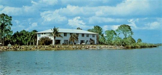 Miss Harris School in Palm City in 1959.