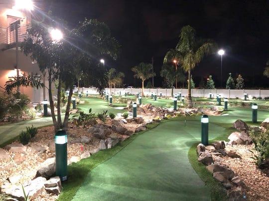 BigShots Golf is now open in Vero Beach.