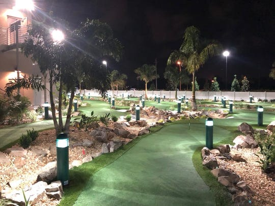 BigShots Golf is now open in Vero Beach.