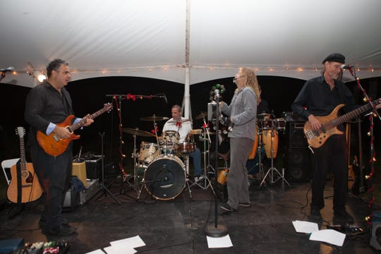 Big Coque performs at Merry Meows 2017. The popular band will play this year's events, too.
