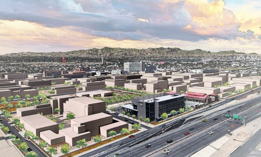 Medical Center of the Americas El Paso campus