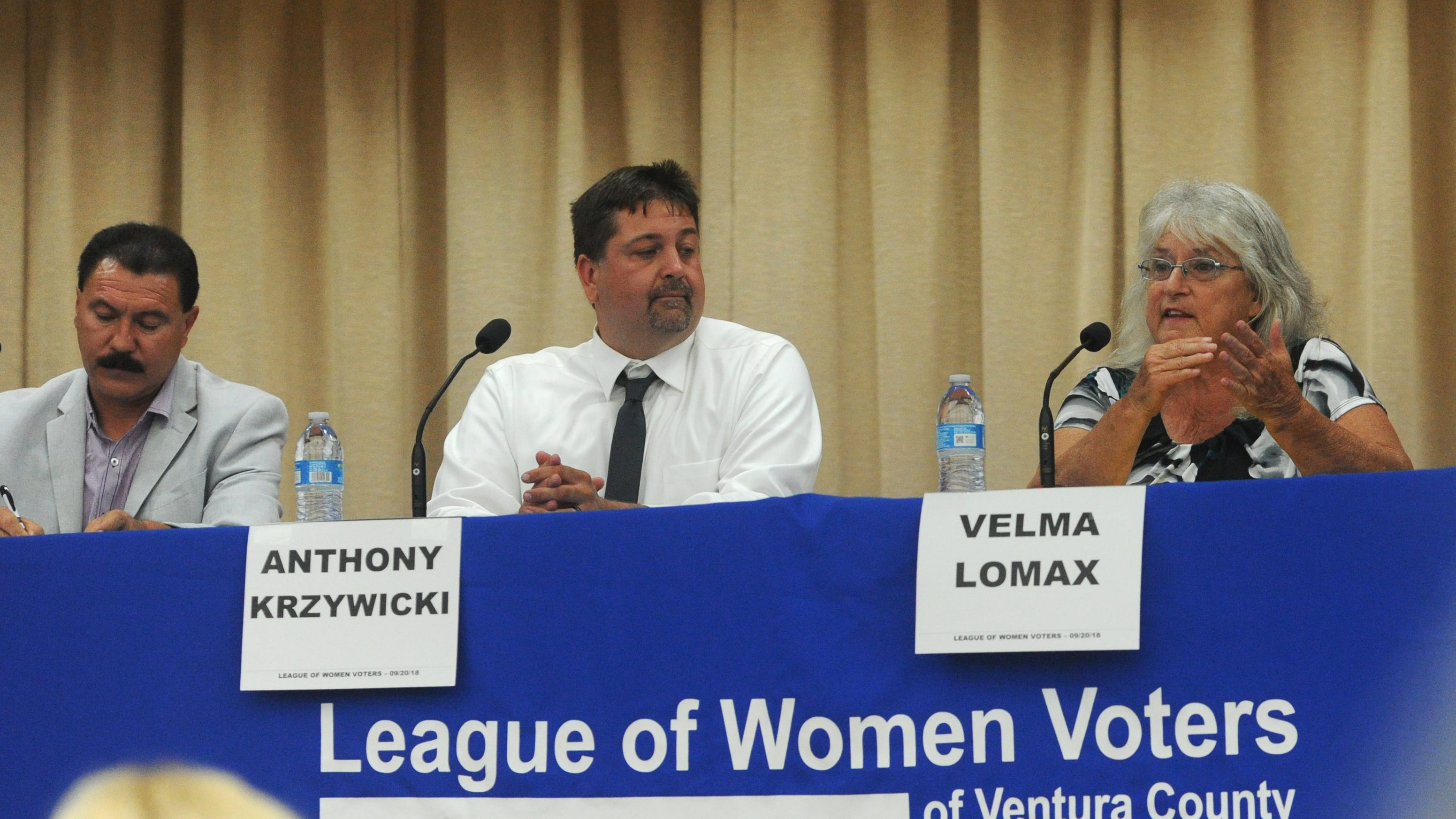 Ventura Unified District 1 candidates discuss vocational ed, charter schools in first forum