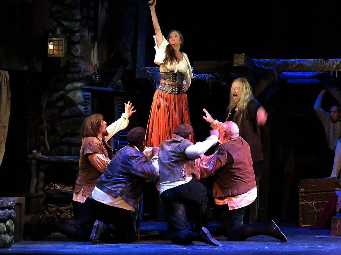 "Ojai Performing Arts Theater's ""Man of La Mancha"" runs through Oct. 7."