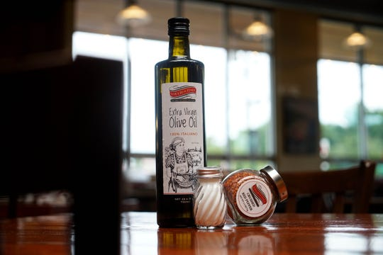 Touch of Italy, a Sussex County Italian chain is opening its first New Castle County location in the former Bella Coast Italian Kitchen on U.S. 202 bringing along their own brands of Italian olive oils and red crushed pepper.