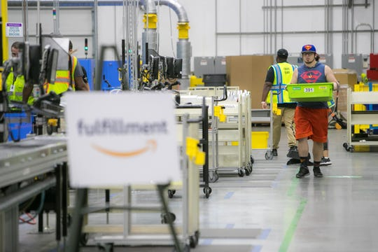 Amazon recently raised its minimum wage to $15 per hour.