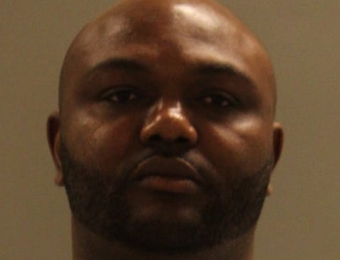 Glenford Blackwood, 32, was charged with two counts of felony first-degree murder and two counts of possession of a firearm during the commission of a felony.