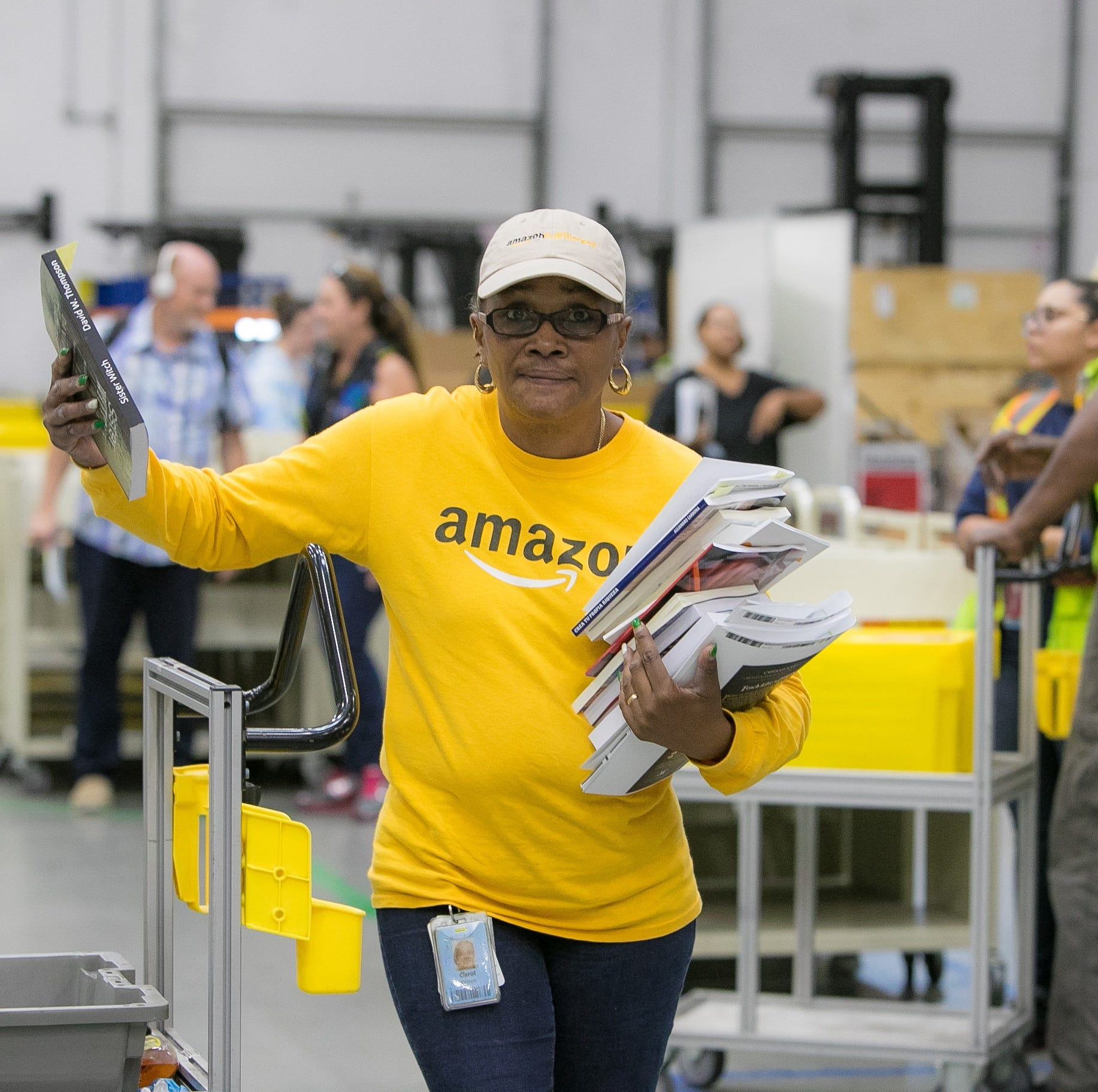 Delaware workers to benefit as Amazon raises minimum wage for all employees to $15 an hour