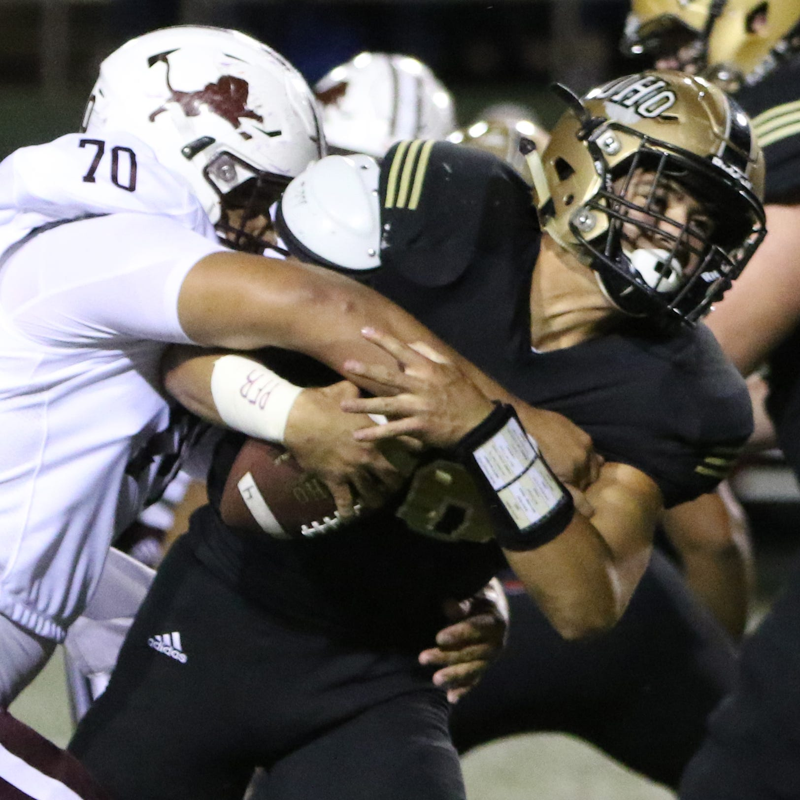 Hull: Rider Raiders break scoring drought, still fall to Brownwood, 20-16