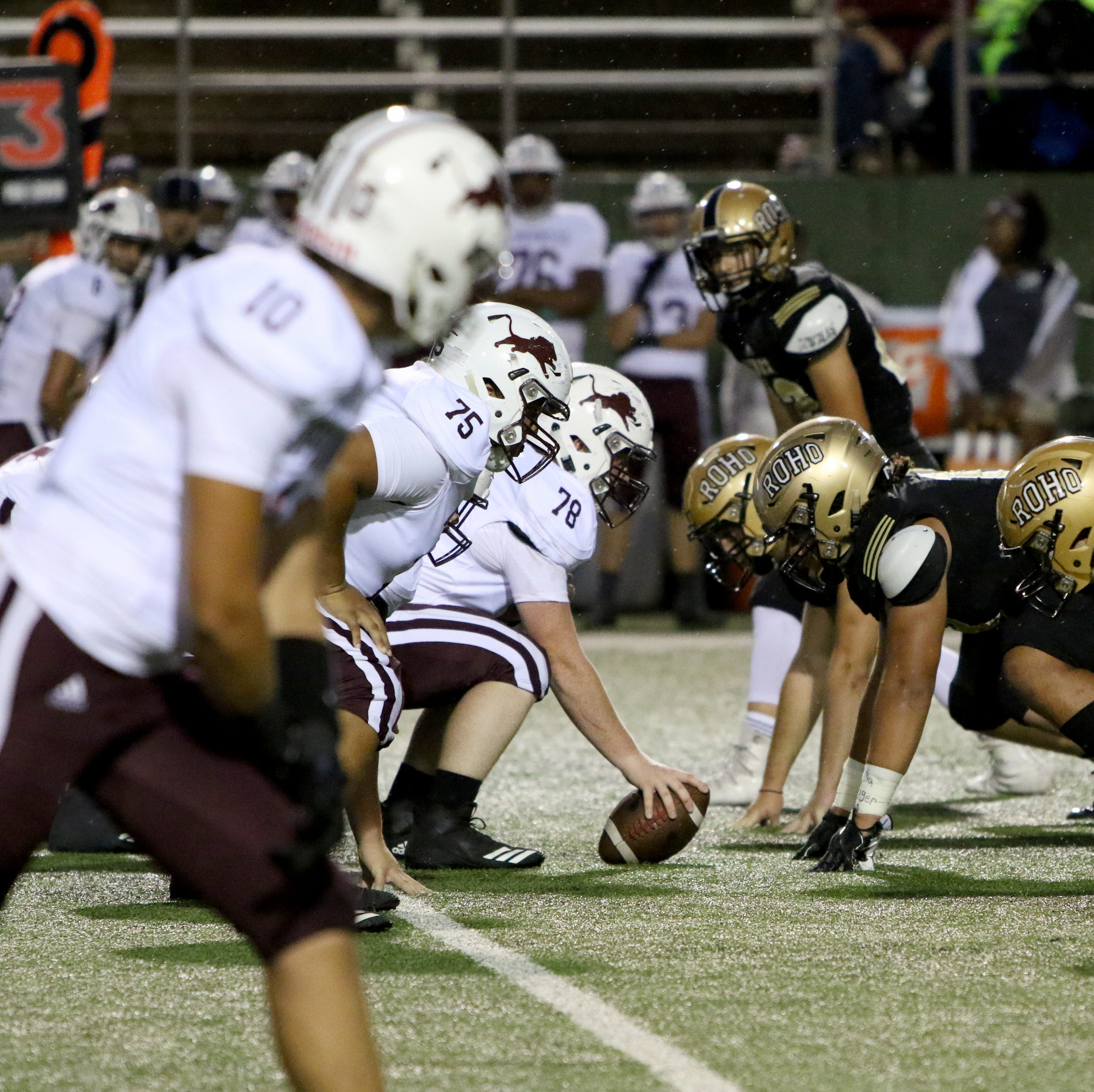 Week 4 Wichita Falls area high school football scoreboard