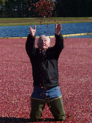 Cranberry marsh tours are part of the Warrens Harvest Day events on Oct. 6.