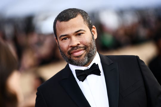 LOS ANGELES, CA - JANUARY 21:  Actor Jordan Peele attends the 24th Annual Screen Actors Guild Awards at The Shrine Auditorium on January 21, 2018 in Los Angeles, California. 27522_011  (Photo by Emma McIntyre/Getty Images for Turner Image) ORG XMIT: 775105238 ORIG FILE ID: 908532842
