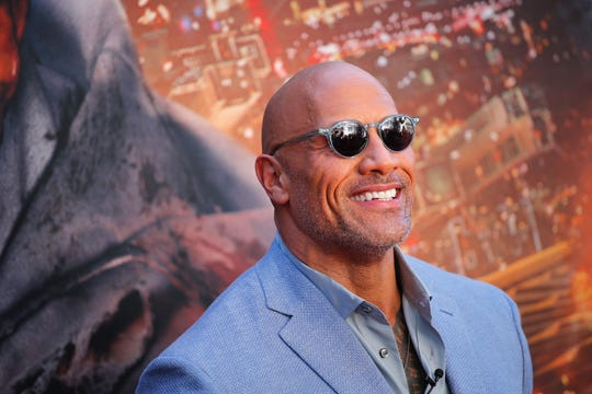 """Dwayne Johnson's """"Skyscraper"""" is available to rent or stream on Tuesday."""