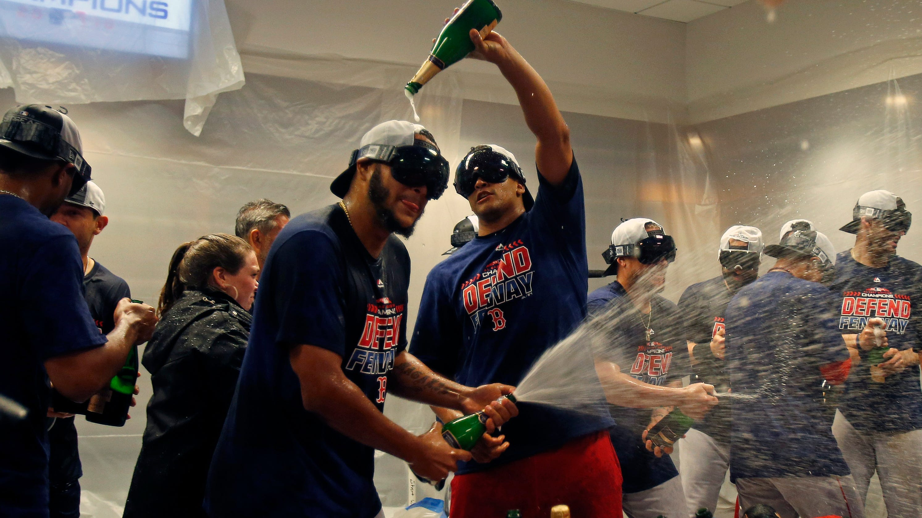 295b1b0b9 Best Red Sox ever? Only a championship will truly cement legacy