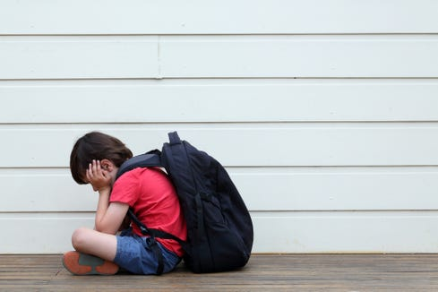 Students who are bullied are at increased risk for depression, anxiety, sleep difficulties, lower academic achievement and dropping out of school.