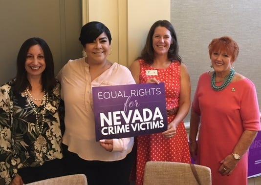 Nevada Liz Supportive