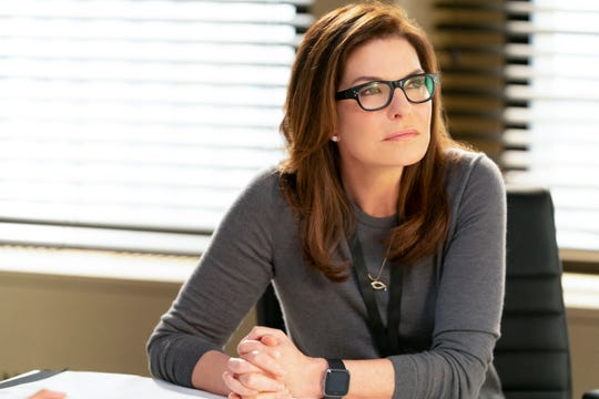 Sela Ward, who joins 'FBI' in its second episode, will play Dana Mosie, the special agent in charge of the FBI's New York office.