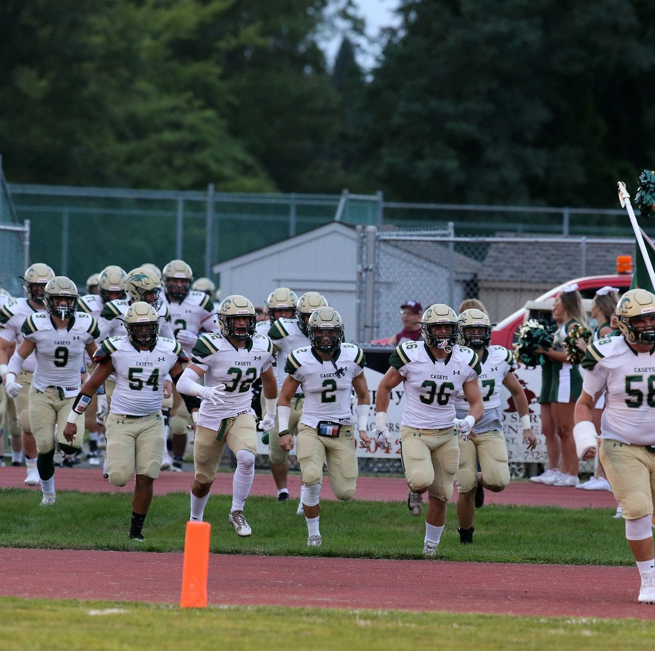 NJ Football: Who made our Shore Conference Top 10 after Week 3
