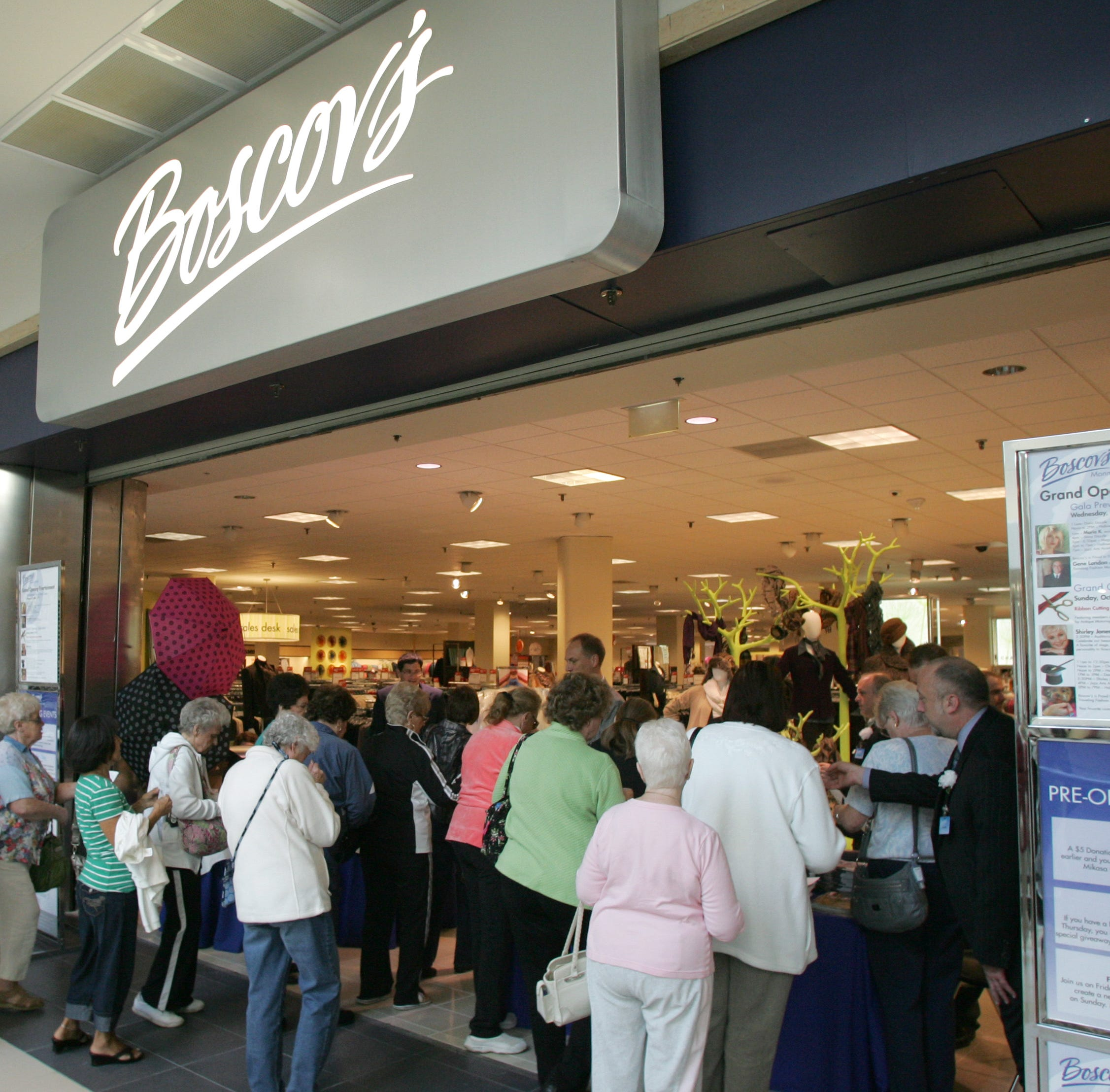 Boscov's: We're not going away when Monmouth Mall gets redeveloped