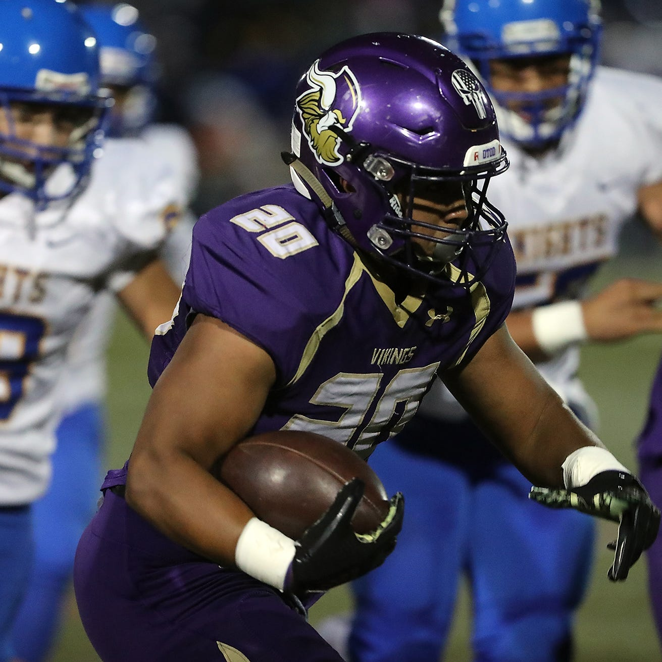 North Kitsap takes out its frustration on Bremerton