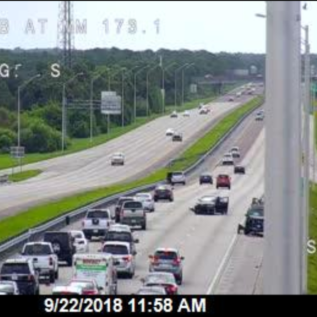 Lanes reopen on southbound I-95 after crash near Palm Bay