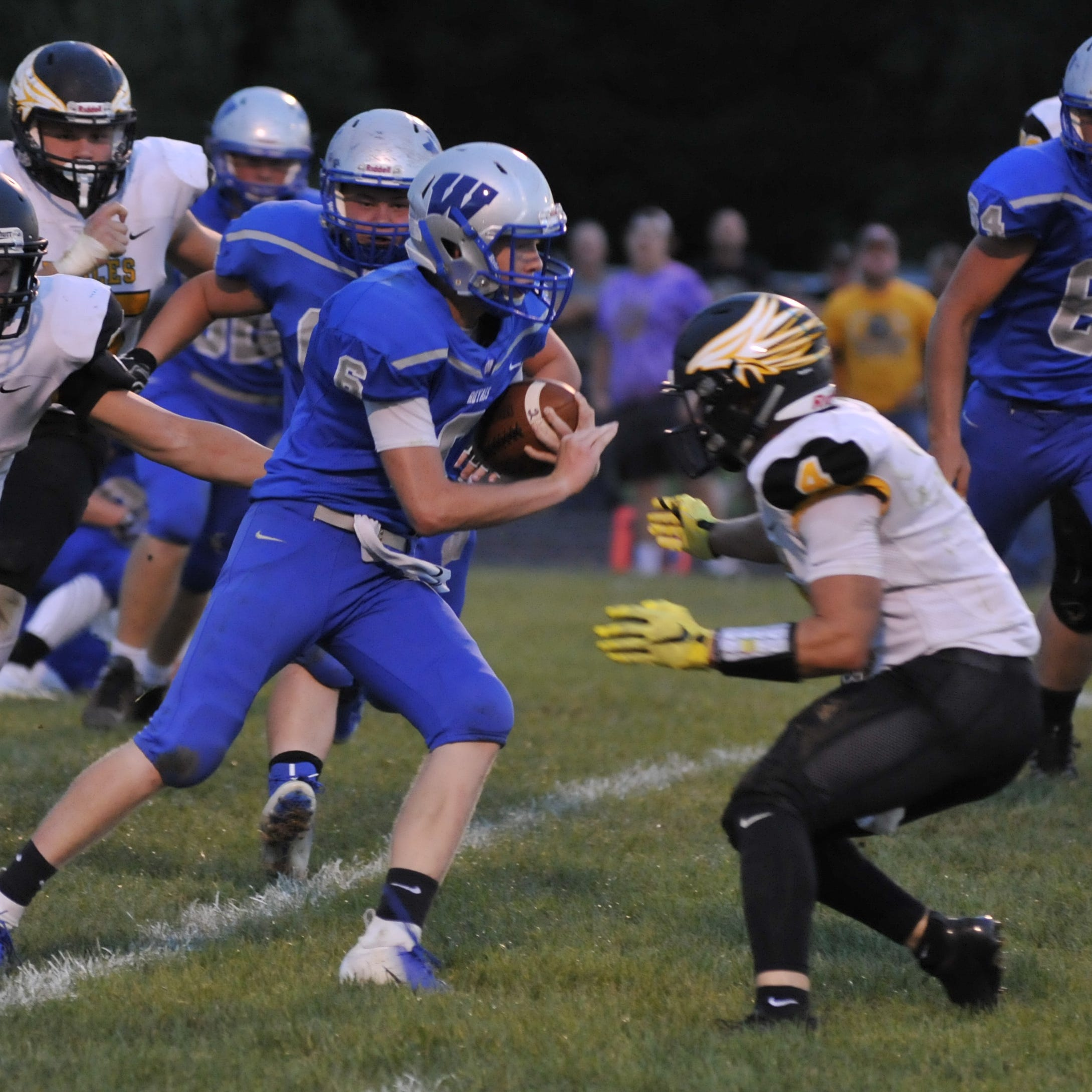 Wynford holds on to beat Colonel Crawford
