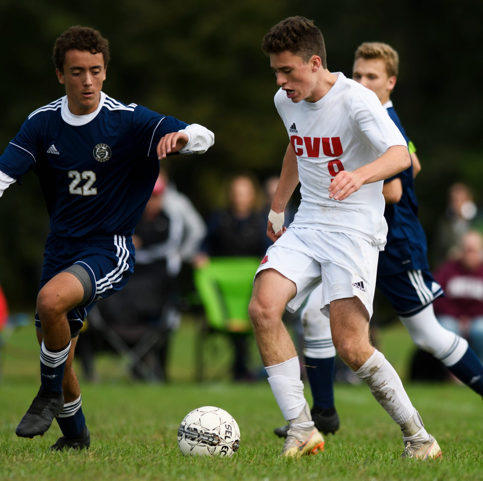 Vermont high school highlights: CVU soccer edges Rice in 2OT