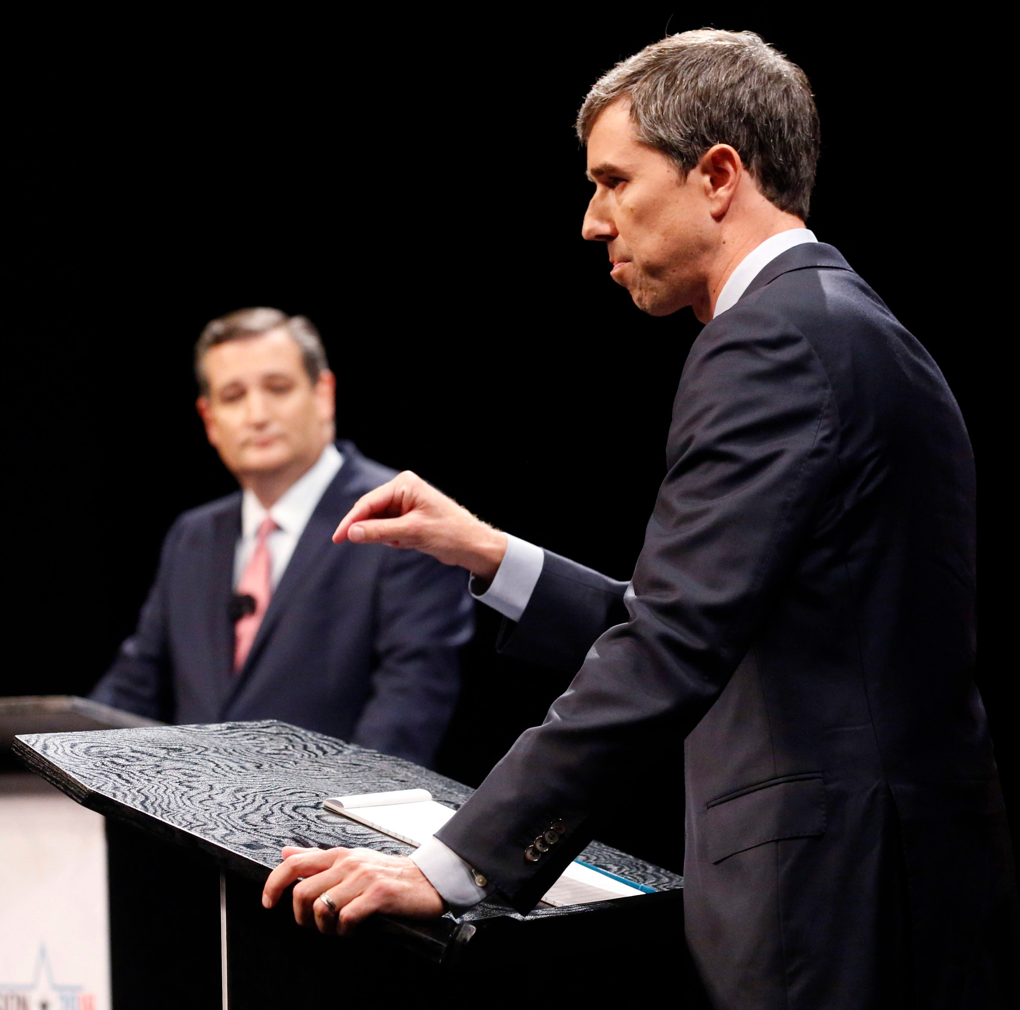 Beto-Cruz debate: O'Rourke's 'true to form' quip to Ted Cruz inspires Amazon t-shirt