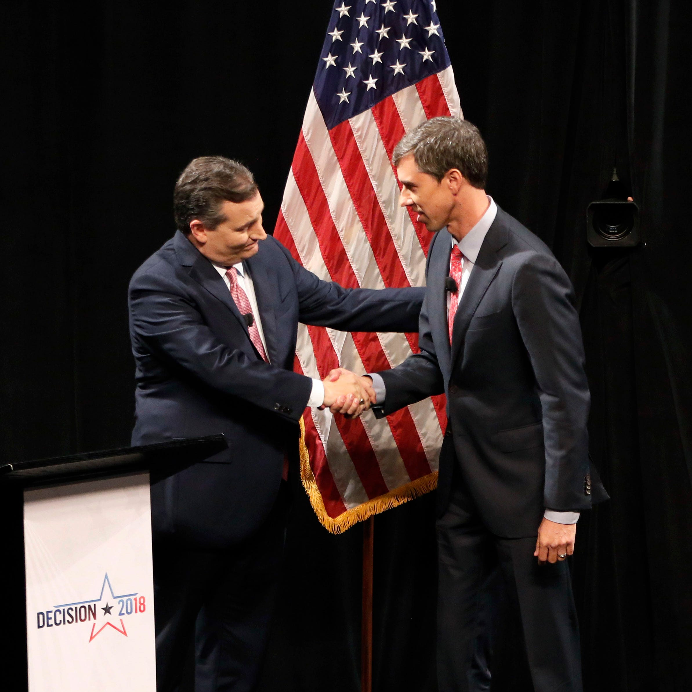 Ted Cruz and Beto O'Rourke debated Friday. Here's what happened.