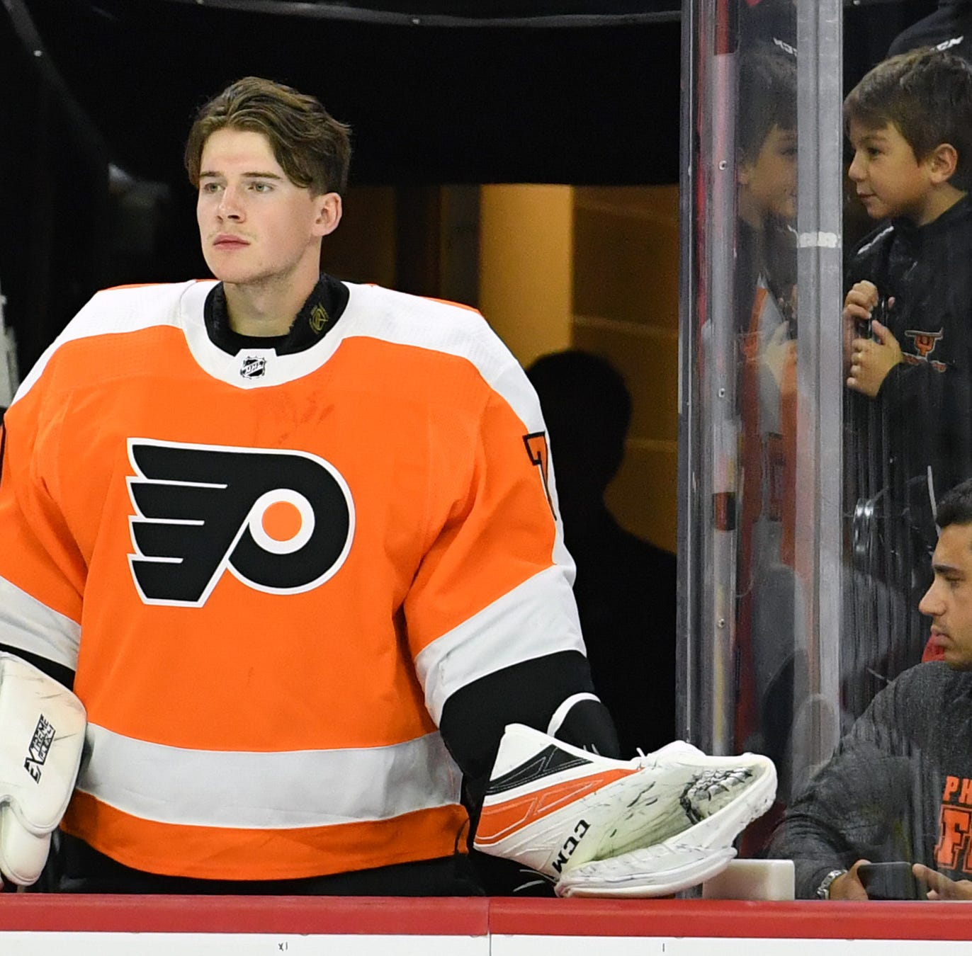 Flyers 5 takeaways: What if Carter Hart is 'last man standing?'
