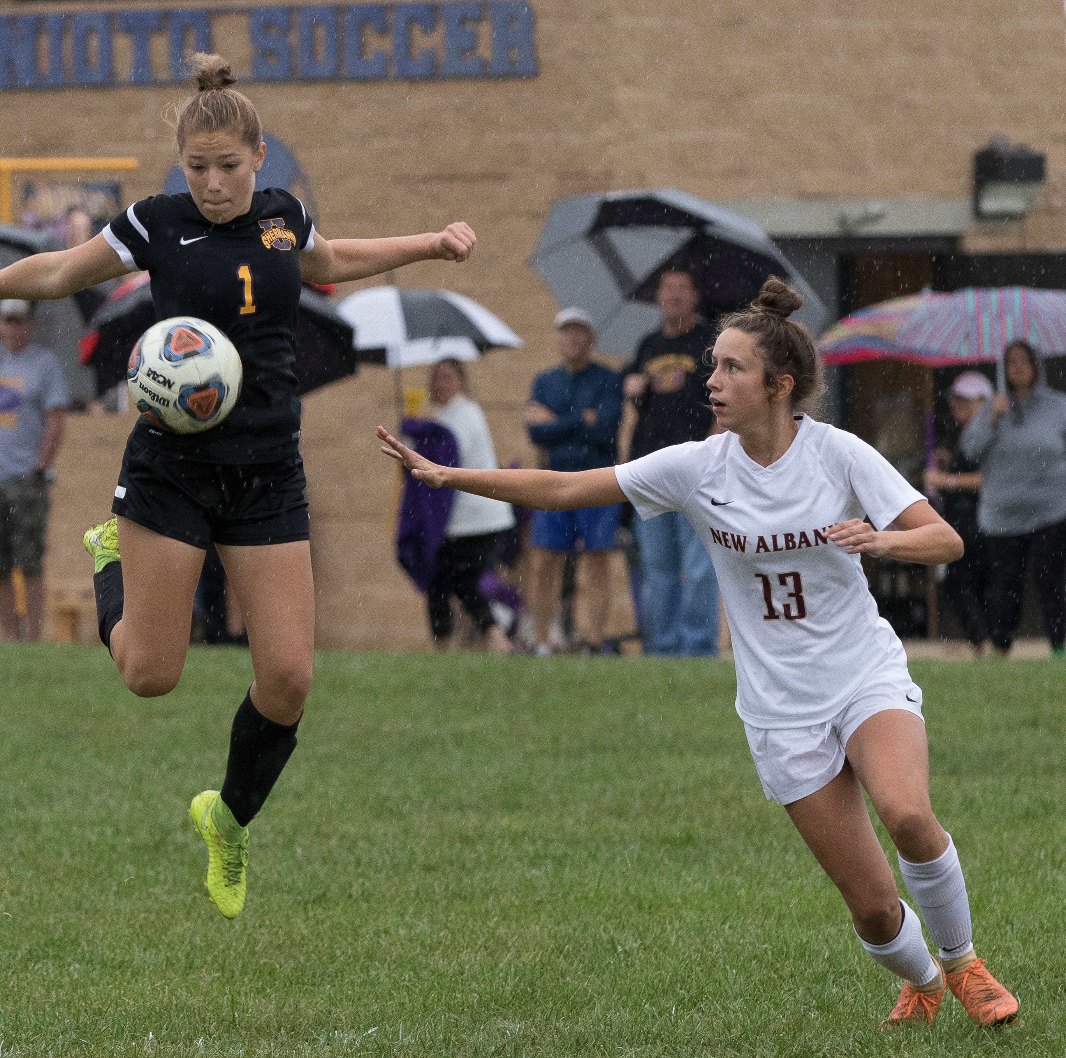 HS GIRLS SOCCER: Unioto loses first match of season, falls to New Albany 5-0